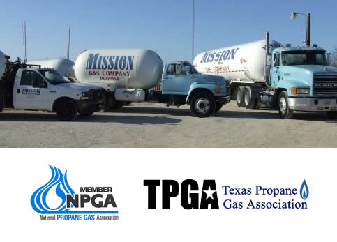 Mission Gas Company - Propane