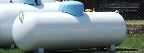 Lpg Propane Tanks 150 Gallon Mission Gas Company San